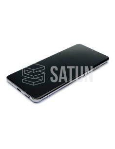 GH82-22145E y GH82-22134E . Pantalla Samsung Galaxy 20+ gris (Frontal)