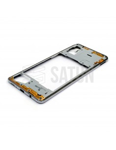 Carcasa Trasera Samsung Galaxy J7 2017 Silver