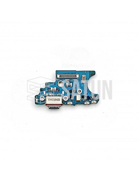 GH96-13080A . Placa conector de carga y micrófono Samsung Galaxy S20