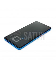 561010032033 - Pantalla con marco Xiaomi Mi 9T azul glaciar