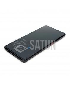 560110015033 . Pantalla con marco Xiaomi Mi 9T negro carbón