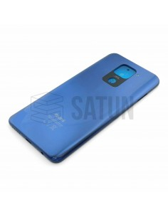 55050000AF6D . Tapa de batería Xiaomi Redmi Note 9 gris