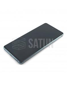 GH82-24214D y GH82-24215D . Pantalla Samsung Galaxy S20 FE 5G verde