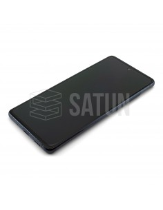 GH82-24219A y GH82-24220A . Pantalla Samsung Galaxy S20 FE azul
