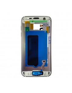 Carcasa intermedia Samsung Galaxy S7 plata