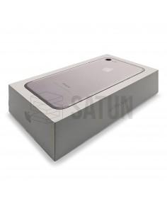 Caja original con cargador, cable y auriculares iphone 7