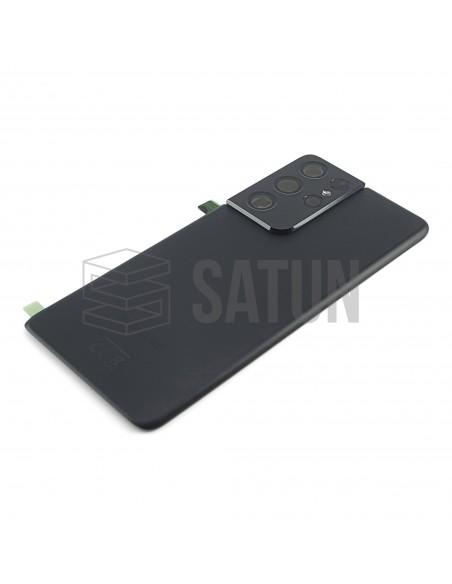 GH82-24499A . Tapa de batería Samsung Galaxy S21 Ultra 5G negro