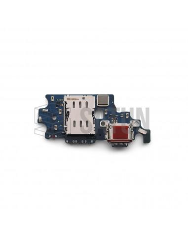 GH96-13993A - Placa conector USB-C y lector SIM Samsung Galaxy S21 Plus