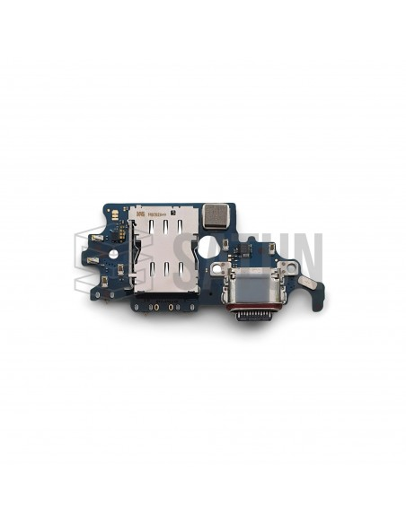 GH96-14033A - Placa conector USB-C y lector SIM Samsung Galaxy S21 5G