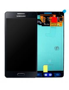 Pantalla completa Samsung Galaxy Alpha Azul