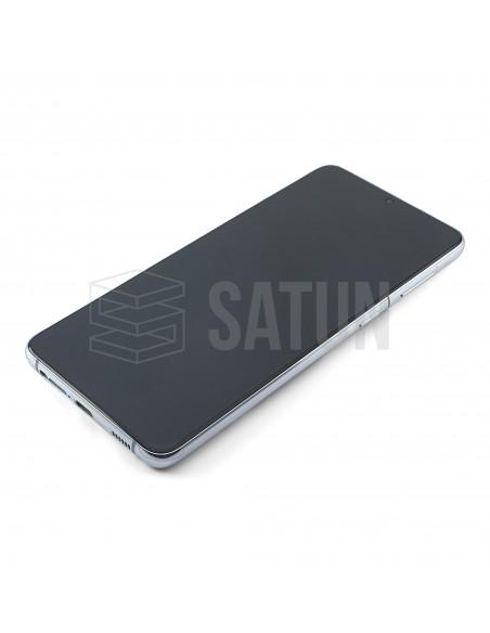 GH82-24744C - Pantalla con batería Samsung Galaxy S21 Plus 5G Plata