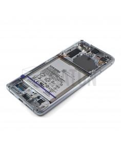 Pantalla Samsung Galaxy S6 Edge (SM-G925F) negro