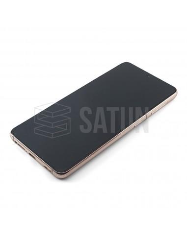 GH82-24744B - Pantalla con batería Samsung Galaxy S21 Plus 5G Violeta