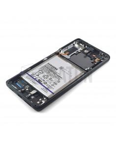 Tapa de batería Samsung Galaxy S6 Edge (SM-G925F) blanco
