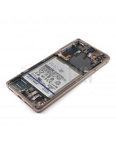 Cristal cámara trasera Samsung Galaxy S6 Edge Plus (SM-G928F)
