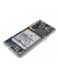 Pantalla Samsung Galaxy S6 Edge Plus (SM-G928F) negro