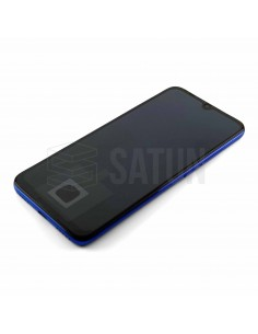 Pantalla Samsung Galaxy S7 Edge (SM-G935F) negro