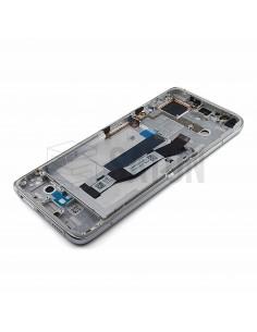 Tapa de batería Samsung Galaxy S7 Edge (SM-G935F) negro
