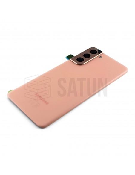 GH82-24519D - Tapa de batería Samsung Galaxy S21 5G rosa