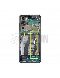GH59-15418A . Flexo subPBA a placa principal Samsung Galaxy S21 Ultra 5G.