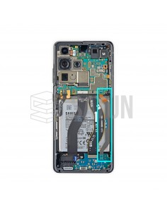 Pantalla Samsung Galaxy J3 2016 (SM-J320) blanco