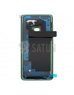 Tapa trasera Samsung Galaxy Alpha Negro