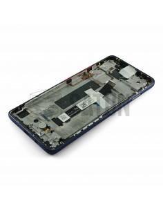 Carcasa Intermedia Samsung Galaxy Note 4 (SM-N910F) Negro