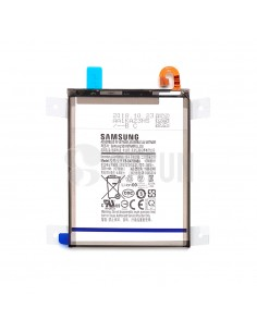 Carcasa Intermedia Samsung GALAXY S4 MINI Silver