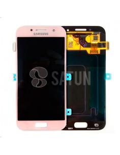 Pantalla completa Samsung GALAXY NOTE 2 4G BLUE