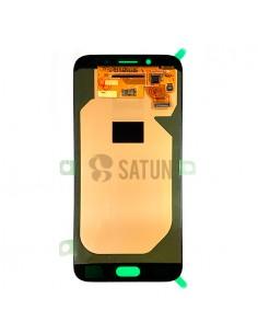 Pantalla completa Samsung GALAXY S4 Mini Rojo