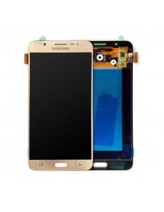 Pantalla Samsung Galaxy J7 2016 oro