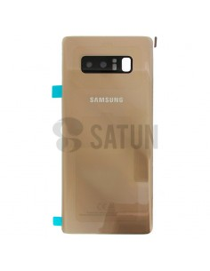 Tapa de batería Samsung Galaxy Note 8 oro