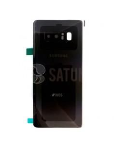 Tapa de batería Dual SIM Samsung Galaxy Note 8 negro