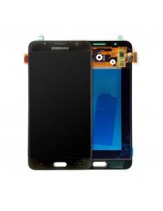 Pantalla completa Samsung GALAXY S4 Mini Naranja