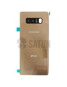 Tapa de batería Dual SIM Samsung Galaxy Note 8 oro