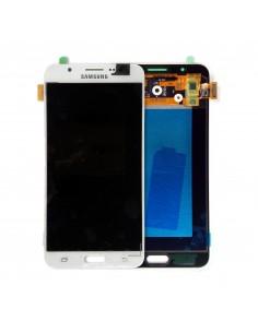 Pantalla Samsung Galaxy J7 2016 blanco