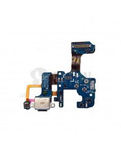 Módulo flex conector de carga y micrófono Samsung Galaxy Note 8 frontal