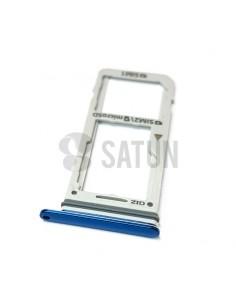Bandeja dual SIM Samsung Galaxy Note 8 azul