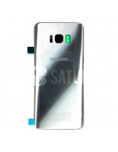 Tapa de batería Samsung Galaxy S8 Plus plata