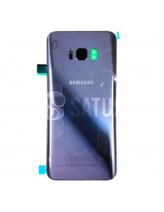 Tapa de batería Samsung Galaxy S8 Plus violeta