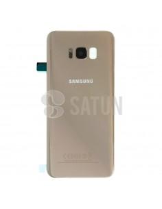 Tapa de batería Samsung Galaxy S8 Plus oro
