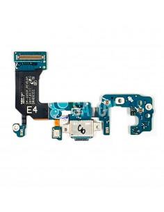 Módulo Flex conector de carga y micrófono Samsung Galaxy S8