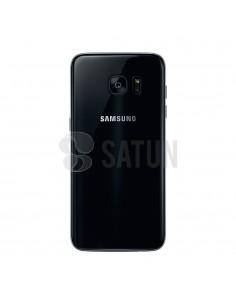 Tapa de batería Samsung Galaxy S7 Edge negro