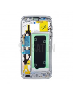 Tapa trasera Samsung GALAXY NOTE 2 BLUE