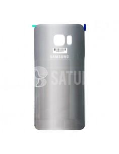 Tapa de batería Samsung Galaxy S6 Edge Plus plata
