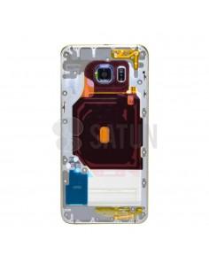 Carcasa intermedia Samsung Galaxy S6 Edge Plus oro