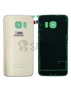 Tapa de batería Samsung Galaxy S6 Edge oro