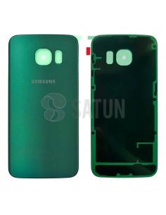 Tapa de batería Samsung Galaxy S6 Edge verde