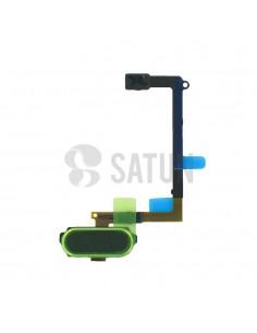 Flex botón home Samsung Galaxy S6 negro