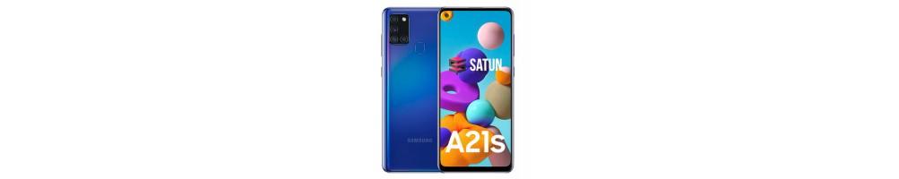 Repuestos originales Samsung Galaxy A21s